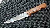 Karaefe T7 Çelik Gül Sap Kesim Bıçağı 29cm No 2