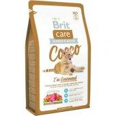 Brit Care Cat Cocco Tahılsız Ördek Ve Somonlu Kedi Maması 2 Kg
