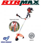 Rtrmax Rtm9630 Benzinli Yan Tip Tırpan 52 Cc 1.9 Hp