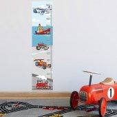 Dekorloft Araçlar Boy Ölçer Sticker Dbc16