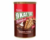 ülker 9 Kat Tat Rulokat Çikolatalı Kremalı Gofret 230 Gr