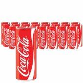 Coca Cola 250 Ml X 24 Adet