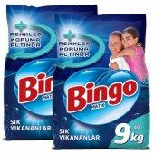 Bingo Matik Deterjan 9 Kg X 2 Adet