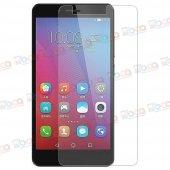 Huawei Honor 5x Kırılmaz Ekran Koruyucu Cam Kıw L24