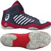 Asıcs Jb Elıte Iıı Blue White Red J702n Güreş Ayakkabısı