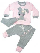 Elçi Baby Tavşancık Flarlı Takım 0 3 6 9 Ay