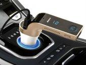 Carg7 Bluetooth Araç Fm Transmitter Usb Girişli
