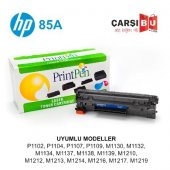Hp Laserjet Pro M1219, 85a Ce285a Printpen Siyah Muadil Toner