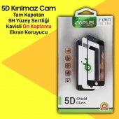 Jopus İphone 6g 5d 9h Ön Yüz Tam Kapatan Cam Ekran Koruyucu Kılıf