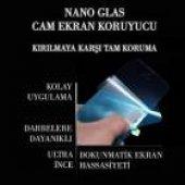 Iphone 7 7s Nano Glass Ekran Koruyucu Cam Esnek 9h Temperli Slim Koruyucu