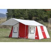 Iki Oda Bir Salon Kamp Çadırı