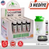Torq Nutrition 3000 Mg. Thermogenic L Carnitine Shot (20 Adet)