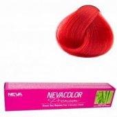 Neva Color Tüp Saç Boyası 0.66 Yoğun Ateş Kızılı 50 Gr