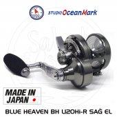 Studio Ocean Mark Blue Heaven L120hi R (Sağ El) Jig Çıkrık Olta M