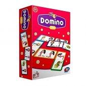 100 Orijinal Niloya Domino Domino Game 28 Kart