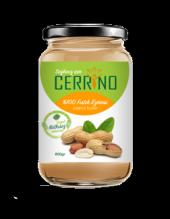 Fıstık Ezmesi %100 Doğal Parçacıklı Şekersiz Cerrino 800gr