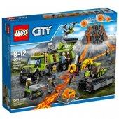 Lego 60124 City Volkan Keşif Üssü