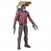Avengers Infinity War Titan Hero Power Fx Star Lord Figür E0611