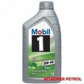 Mobıl 1 Esp 0w 40 1 Lt Benzinli Dizel Motor Yağı