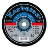 Karbosan İnce Metal Kesme Diski 5 Adet Fiyatıdır .115 X 1.0 X 22.23.