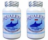 Squalene 1000 Mg 100 Softgels 2 Kutu