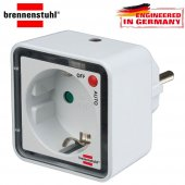 Brennenstl Led Nightlight Nl 02 Ed Led Li Priz 1173270