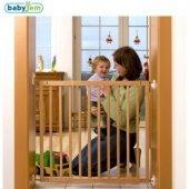 Babyjem Ahşap Güvenlik Kapısı (Uzatılabilir)