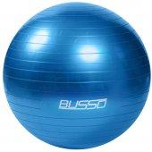 Busso 65 Cm Mavi Pilates Topu