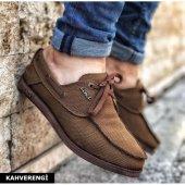 Knack Yeni Sezon Ortopedik Erkek Günlük Yürüyüş Ayakkabı 3 Renk