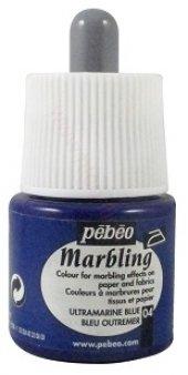 Pebeo Marbling 04 Lacivert Ebru Boyası 45 Ml