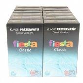 Fiesta Kondom Classic 12 Kutu Klasik Prezervatif
