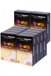 Fiesta Prezervatif 144 Adet Extra İnce Condom
