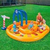 Bestway 53061 Aqua Oyun Havuzu Şişme Oyun Parkı