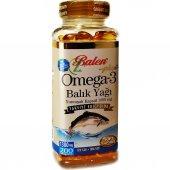 Balen Omega 3 Balık Yağı Balık Yağı Hapı 200 Softge