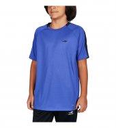 18b 3025 Eflatun Çocuk Futbol Tişört