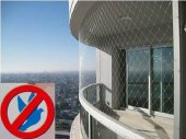 Kuş Filesi 5x6 30 M2 Kuş Ağı Balkon Ağı Balkon Filesi Kuş Önleme Filesi Güvercin Filesi Güvercin Önleme Filesi