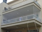 Kuş Filesi 10x8 80 M2 Kuş Ağı Balkon Ağı Balkon Filesi Güvercin Ağı Güvercin Filesi Kuş Önleme Filesi Güvercin Önleme Filesi