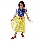 Yabidur Disney Pamuk Prenses Kostüm 5 6 Yaş