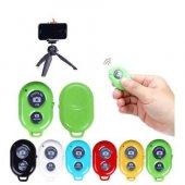 Bluetoothlu Selfie Çubuğu Kumandası Selfiematik