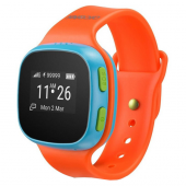 Alcatel Movetıme Track&talk Watch Sw10 Orange Blue