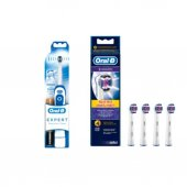 Oral B Pilli Diş Fırçası Pro Expert + Oral B 3d Wh...