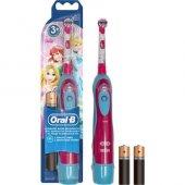 Oral B Pilli Diş Fırçası Çocuk D2010k Prenses...
