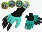 Garden Genie Gloves Toprak Kazma Bahçe Eldiveni