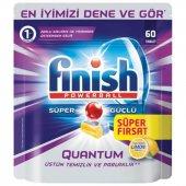 Finish Powerball Quantum Bulaşık Makinesi Deterjanı 60 Tablet