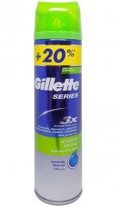 Gillette Series Tıraş Jeli Koruyucu 240 Ml