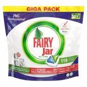 Fairy Jar Hepsi Bir Arada Bulaşık Makinesi Tableti 115 Adet