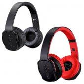 Bix Kulaküstü Hoparlör Özellikli Sd Kartlı Bluetooth Kulaklık