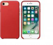 Iphone 7 8 %100 Deri Yüksek Korumalı Telefon Kılıfı