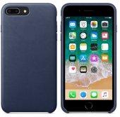 Iphone 7 8 Plus %100 Deri Yüksek Korumalı Telefon Kılıfı