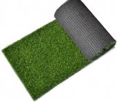 Yeşil Suni Çim Halı 7 Mm 1.5x9 13.5m2 Doğal Görünümlü Suni Çim Halı Çim Halı Havuz Kenarı